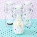 Elite Baby Designs Personalized Mini Glass Bottles