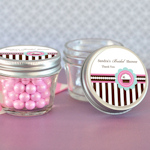 Cupcake Party Mini Mason Jars - 4 oz.