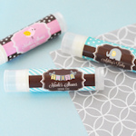 Personalized Baby Shower Lip Balm Favors