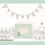 Birdcage Party Decorations Starter Kit