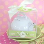 Time for Tea Baby Shower Timer Favor