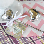 Heart Tea Infuser Favors