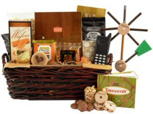 Executive Playtime Gift Basket data-pin-no-hover=