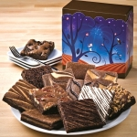 Patriotic Brownie Sampler