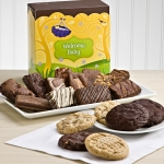 Welcome Baby Brownie & Cookie Combo