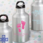 Baby Themed Water Bottle Favors