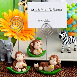 Charming Monkey Design Place Card Holders imagerjs