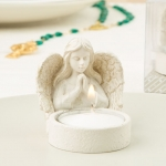 Guardian Angel Design Tea Light Holder Favors