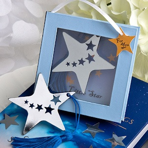 Adorable Little Star Collection Book Mark Favors imagerjs