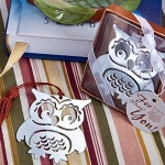 Owl Bookmark Party Favors