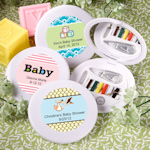Personalized Baby Sewing Kit Favors