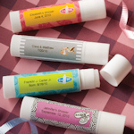 Personalized Lip Balm for Baby Showers