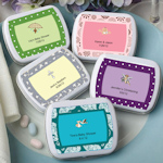 Personalized Baby Expressions Collection Mint Tins