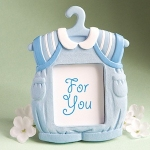 Blue One-Piece Photo Frame Favors