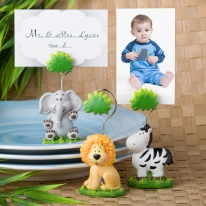 Jungle Critters Place Card Holders imagerjs