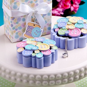 Little Buttons Collection Curio Box Favor imagerjs