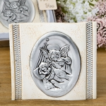 Guardian Angel Plaque Religious Baptism Favor
