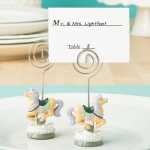 Carousel Horse Placecard Holder