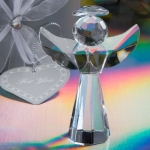 Crystal Angel Baptism Party Favors