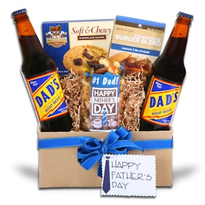 Happy Father's Day Snack Gift Basket imagerjs
