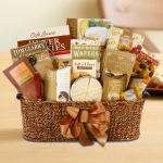 Gourmet Savories Collection Gift Basket