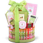 Tea and Treats Spa Basket