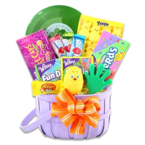 Delightful Easter Treats and Fun Gift Basket imagerjs
