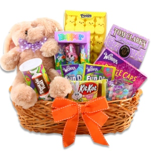 Easter Surprise Treat Basket imagerjs