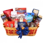 The Ultimate Ice Cream Sundae Gift Basket