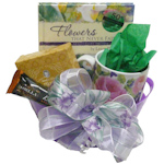 Cup of Comfort Mini Sympathy Basket