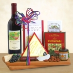 Napa Valley Wine Experience Cutting Board Gift