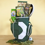 Caddy Snacks for St. Pat's