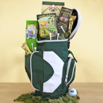 Caddy Snacks Golf Gift Basket