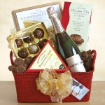 California Chandon Celebration Wine Basket