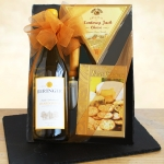 Classic Chardonnay Wine & Cheese Board