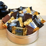 Ghirardelli Golden Chocolate Gift Tin