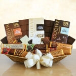Godiva Galore Chocolate Gift Basket