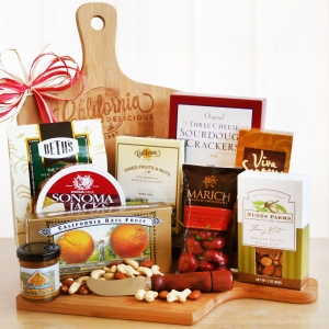 California Cutting Board Gourmet Gift imagerjs
