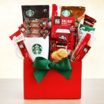 Starbucks Holiday Coffee and Cheer Gift Box