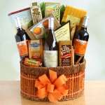 California Wine Trio Basket