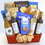Supreme Sampler Wine Gift Basket