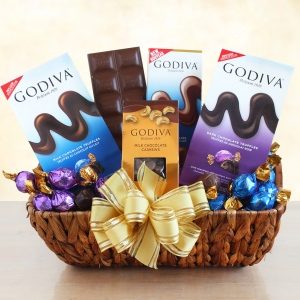 Chocolate Lover's Basket imagerjs
