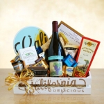 Signature California Wine Country Gift Crate