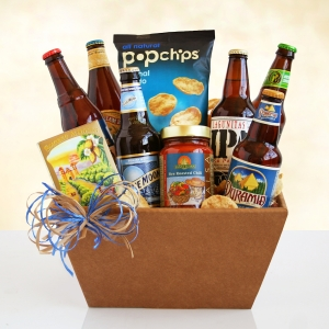 Father's Day Deluxe Beer and Snacks imagerjs