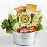 California Delicious Organic Oatmeal Spa Gift