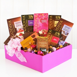 Godiva Valentine Box of Temptations imagerjs