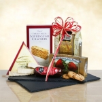 Gourmet Slate Cutting Board Gift