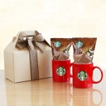 Starbucks Care Package
