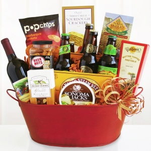 Party Starter Craft Beer Gift Tub imagerjs