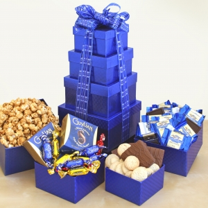 Kosher Tower of Treats imagerjs